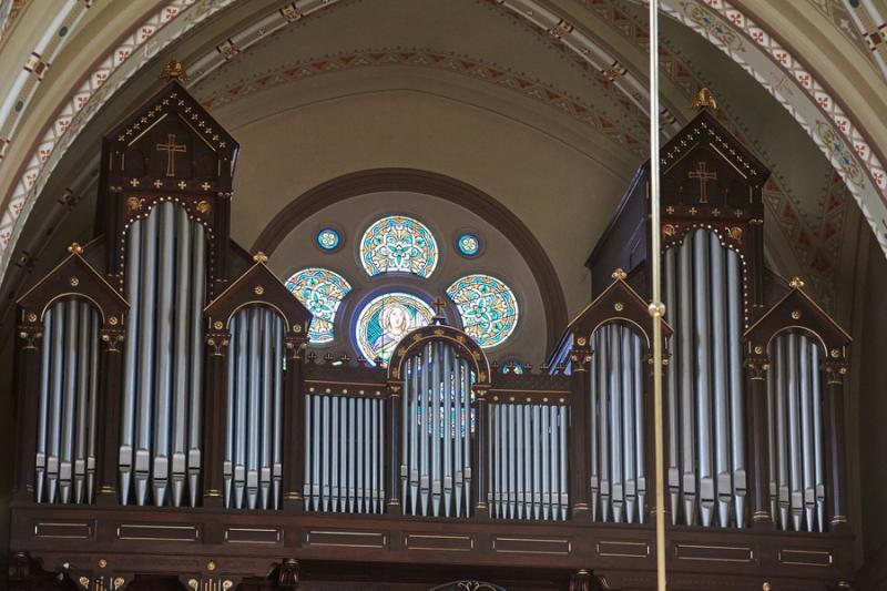 A városközpontra néz majd a templomi kilátó a Magyarok Nagyasszonya-társszékesegyházban