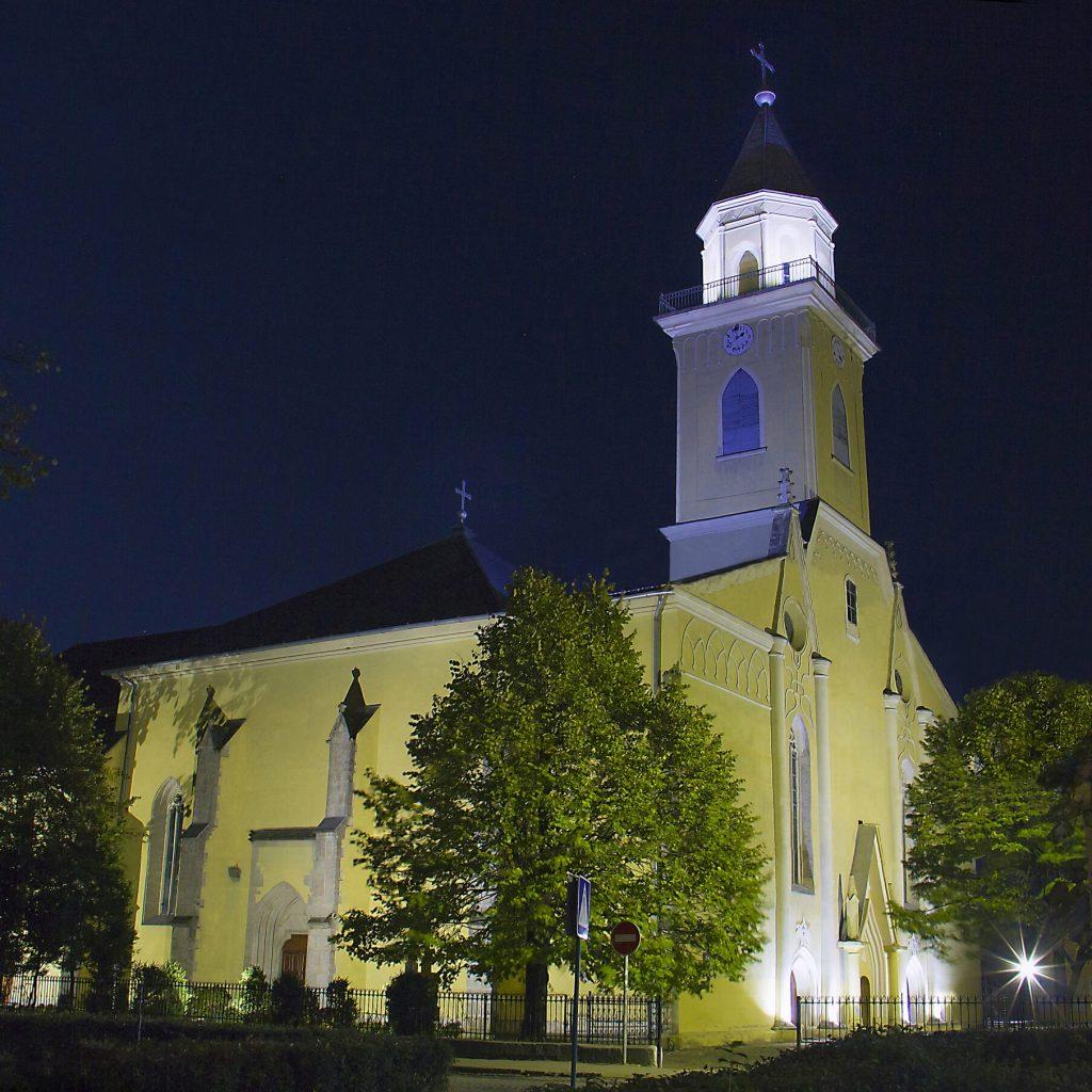 Szent Kereszt Felmagasztalása Római Katolikus Templom